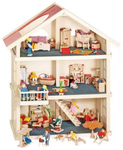Goki Puppenhaus